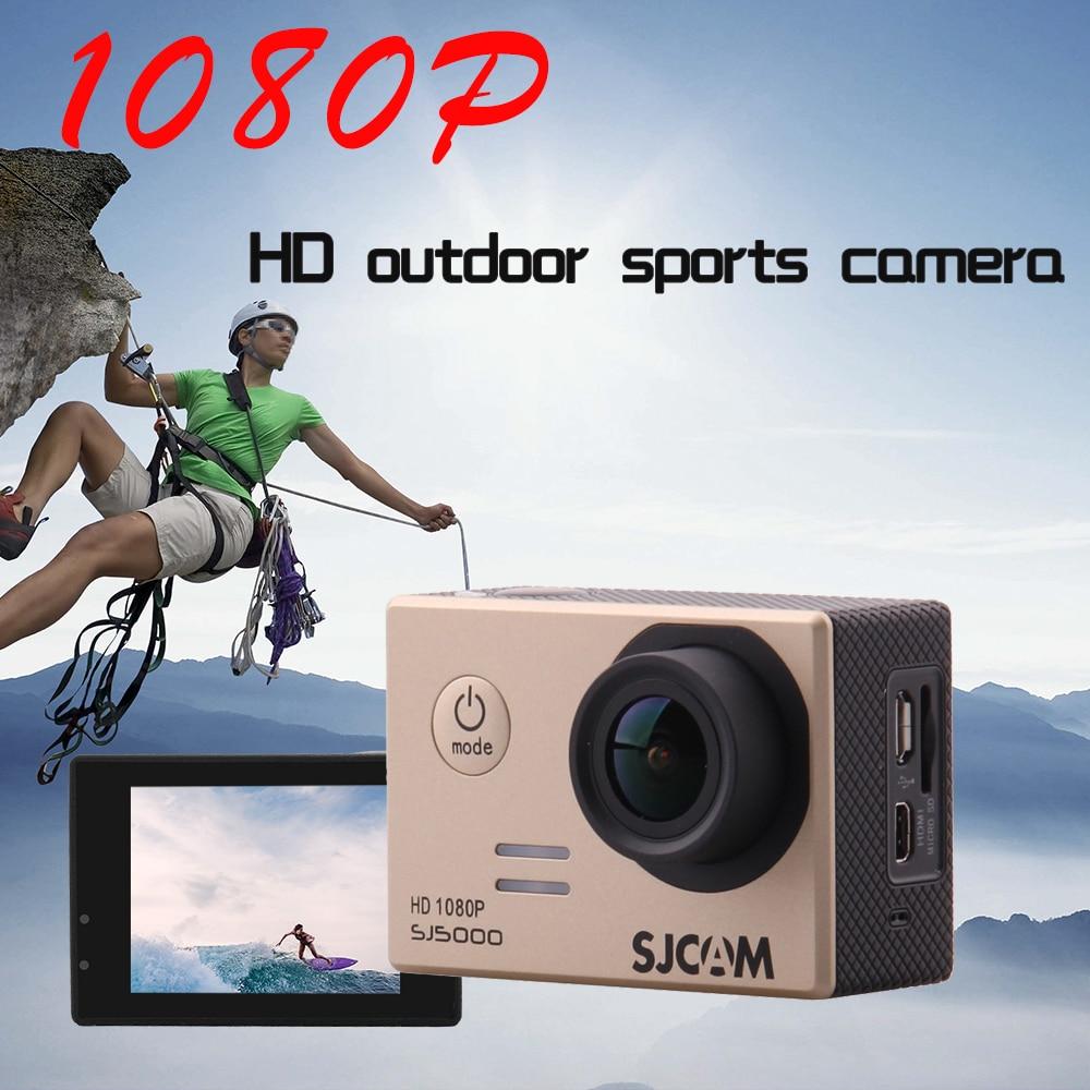 Sjcam Original Sj5000 Action Kamera 2,0 Bildschirm 1080 P Ultra Hd Helm Outdoor Sport Camcorder Go Wasserdicht Pro Sport Kamera Sport & Action-videokamera
