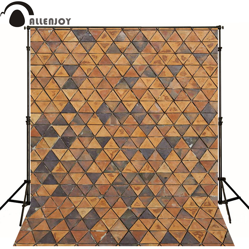 Allenjoy Photographic background Diamond triangle mosaic tiles newborn backdrops photography photo for studio camera fotografica ashanks photography backdrops green screen 3 4m photo background for photo studio 10ft 13ft backdrop for camera fotografica