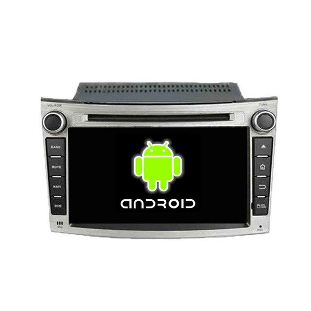 Núcleo octa Android 9 0 px6/px5 Fit Subaru Legacy, outback 2008 2009 2010  2011 Car DVD Player GPS de Navegação TV 3G Rádio