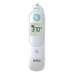 Braun Digital Monitors Ear Thermometers Luminous Thermometer ITR6030 Temperature Meter Precision Baby Health Care HK Version