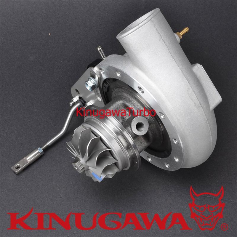 Kinugawa TD06-20G Turbo Cartucho CHR Kit w/Atuador para FUSO 6D14T 49179-00200 TC06-1
