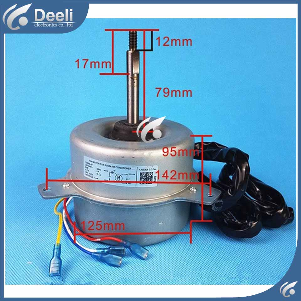 95% new good working for Air conditioning Motor fan YDK-65-6F YDK65-6F YDK65-6 65W External motor fu 6f 5000