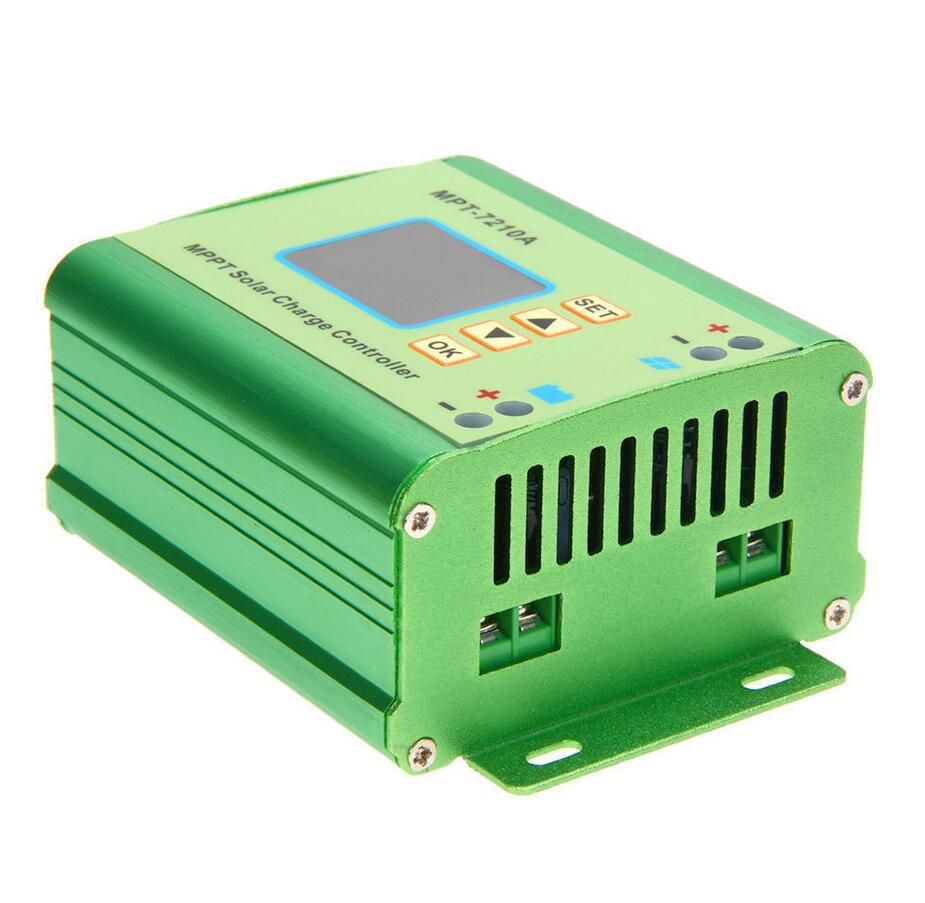 Mppt Solar Regulator Charge Controller 24 36 48 60 72v 10a 60v Dc Boost Converter With Diy Lcd In Controllers From Home Improvement On Alibaba Group