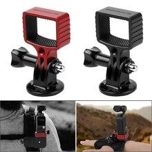 Aluminium Adapter Voor Dji Osmo Pocket Handheld Gimbal Camera Metalen Uitbreiden Adapter Gopro Statief Extension Module Rugzak Klem