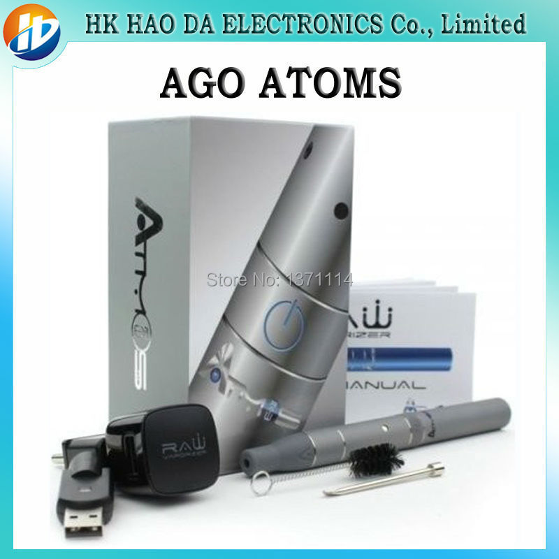 New Mini AGO G5 Atoms Vaporizer font b Electronic b font font b Cigarette b font