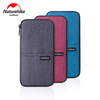 Naturehike Multi Function Outdoor Bag for Cash, Passport, Card Multi Using Travel Wallet