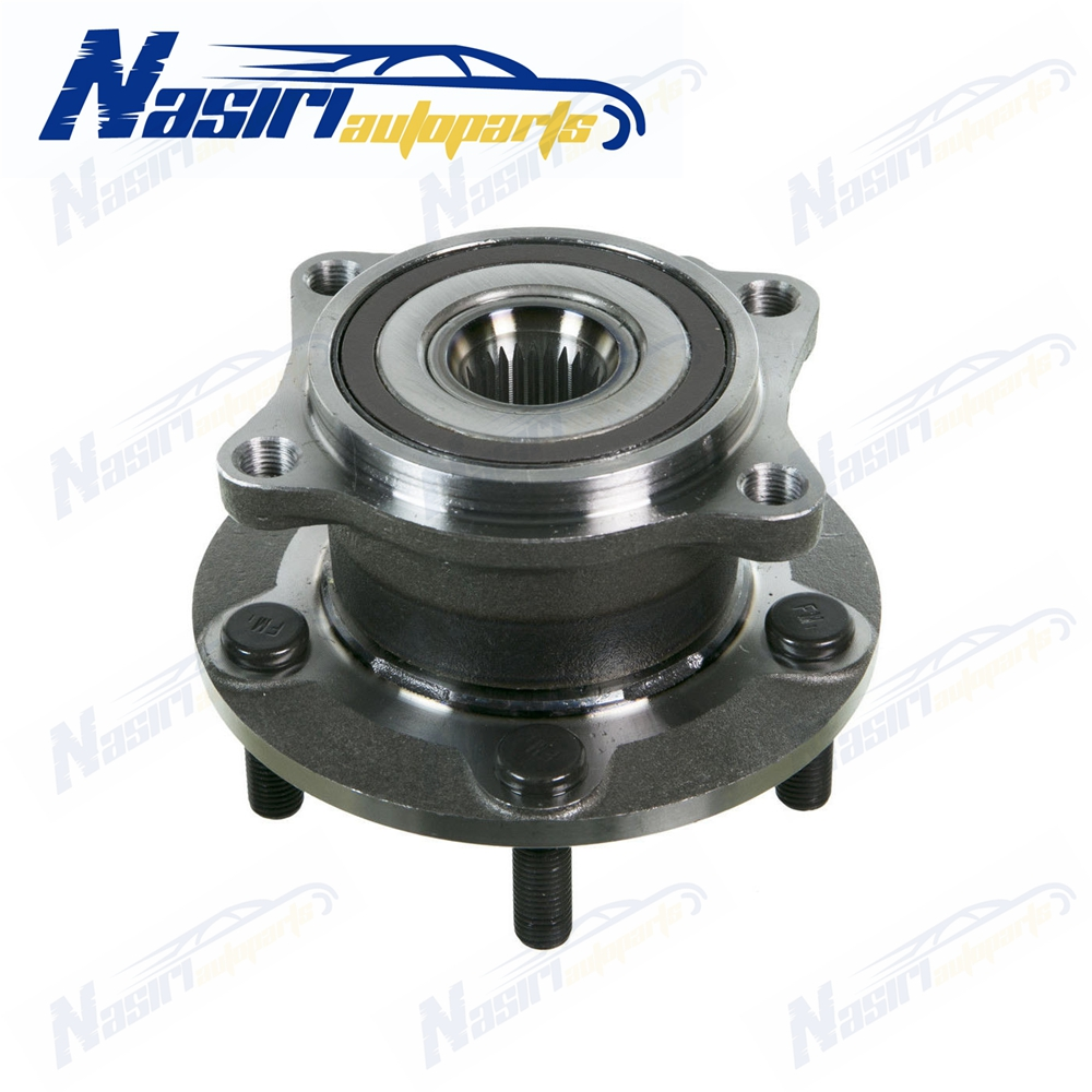 Wheel Bearing & Hub Assembly For CITROEN C-CROSSER MITSUBISHI DELICA GALANT LANCER OUTLANDER PEUGEOT 4007 #512382 3730.36 защита картера и кпп автоброня mitsubishi asx outlander xl lancer x peugeot 4007 peugeot 4008 citroen c crosser citroen c4 сталь 2 мм