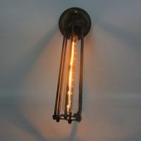 Creatieve Persoonlijkheid Vintage Ijzeren Lamp cover wandlamp Amerikaanse Dorp Cafe T300 Lamp Muur licht voor Restaurant Koffie Winkel
