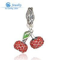 Famous Designer Jewelry For Women 925 Sterling Silver Kids Pendant Charm Fit Bracelet Gw Fine Jewelry
