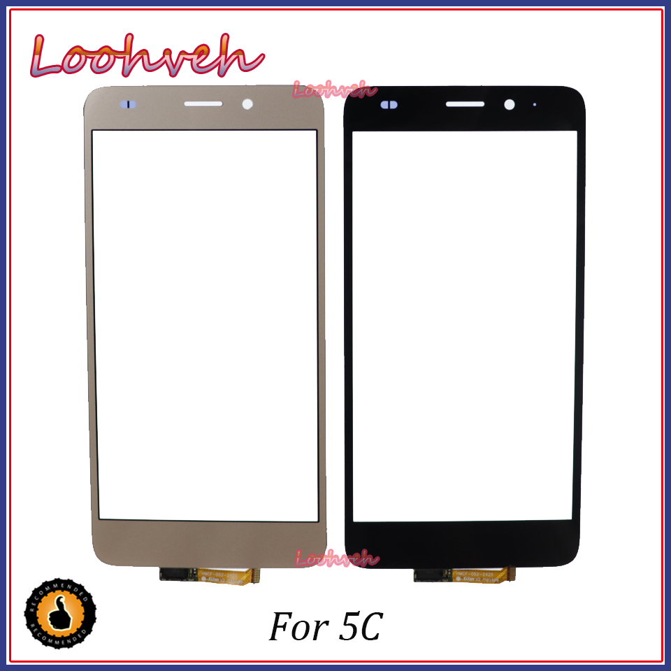 High Quality 5.2'' For HUAWEI Honor 5C Touch Screen Digitizer Front Glass Lens Sensor Panel