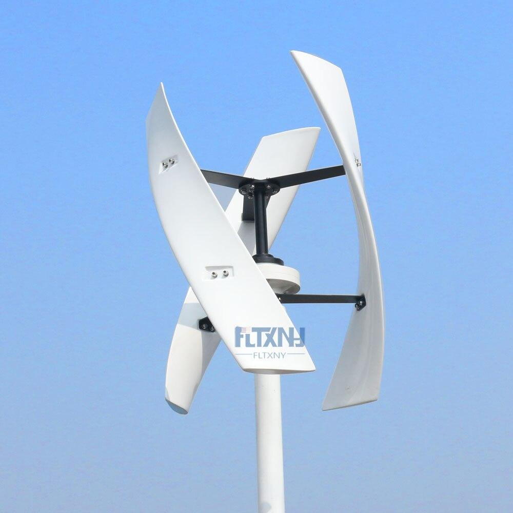 600w ac 12v 24v gerador de turbinas