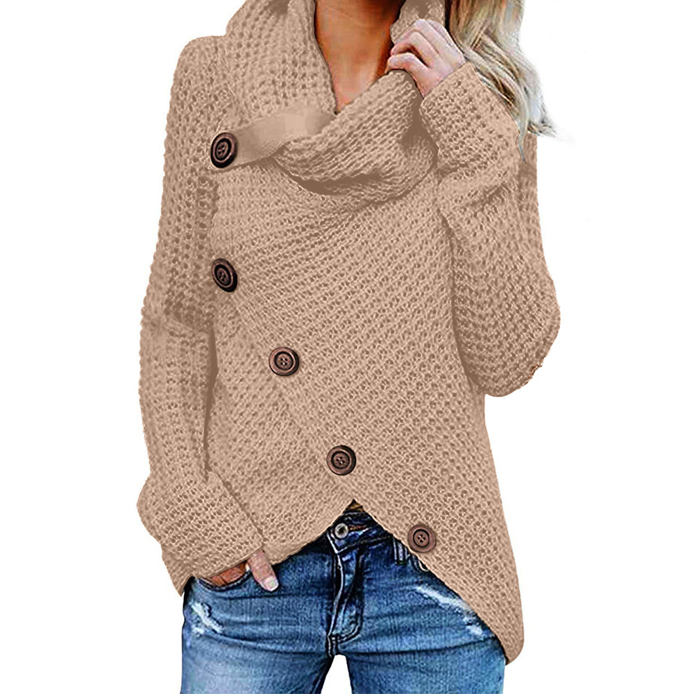 2019 Women Cardigan Plus Size Knit Sweater Womens Oversized Sweaters Knitted Ugly Christmas Girls Korean