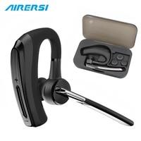 BH820 Business Bluetooth Earphone Wireless Headset Stereo Handsfree HD Mic Noise Cancelling Car Call Bluetoot Headphones