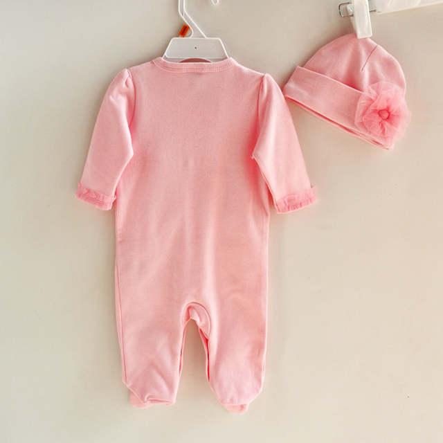 45939fd03 Online Shop Princess Style Newborn Baby Girl Clothes Kids Birthday ...