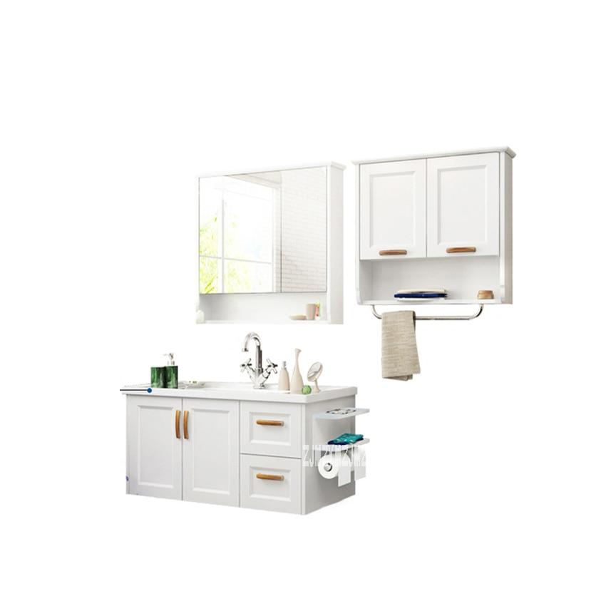 Toilet Mirror Cabinet Wall Cupboard