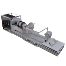 Micro beads machine wooden beads DIY small MINI Lathe