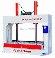AM 100T фанеры холодной пресс машина, деревообрабатывающие машины, двери шкафа машина