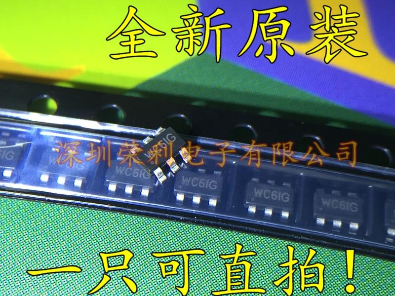 10pcs/lot SY8113BADC SY8113B SY8113 (WC5ZI WC4FZ WC...) SOP23-6