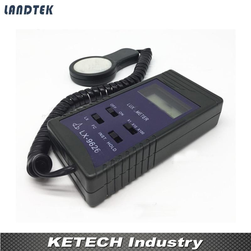 LX 9626 Tester światła Lux miernik jednostka: 50000Lux  5000FC narzędzia w Liczniki energii do fotowoltaiki od Narzędzia na title=