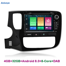Aoluoya RAM 4G Octa Core Android 8 0 2 Din CAR Radio DVD GPS Navigation For