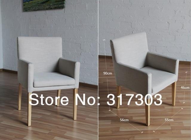 Gros Conception Simple Chaise De Salle A Manger Cafe Jardin