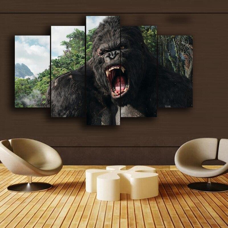 Online Buy Wholesale king kong poster from China king kong