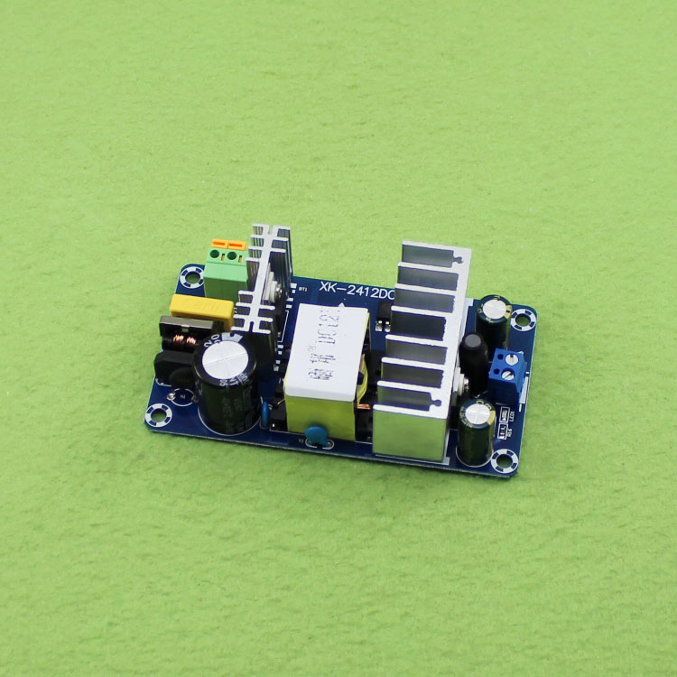 power switching power supply board DC AC power supply module 12V8A switch power supply board bare board module C7B1 switching power supply module free