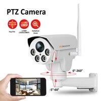 1080P 2MP PTZ IP Camera Wireless Wifi 4X Zoom CCTV IR Night Vision Outdoor Security ipCam Audio Video Surveillance Nanny Camara