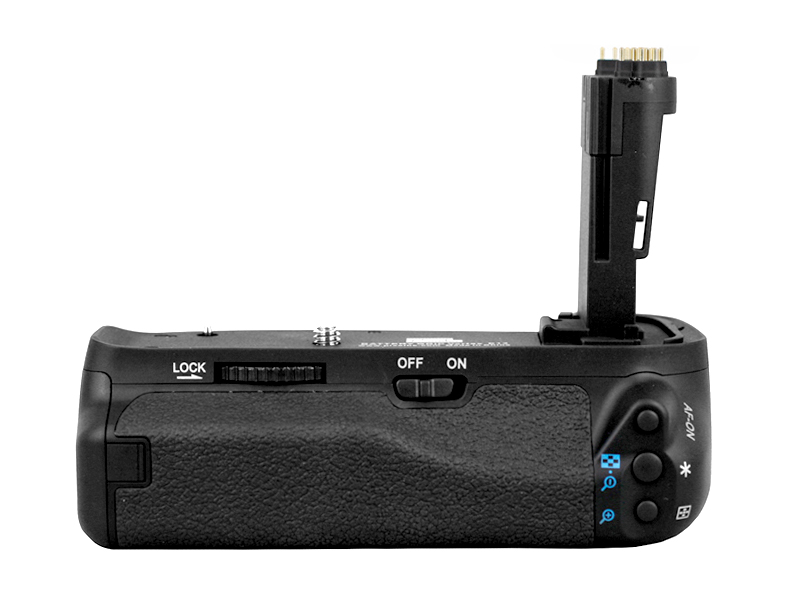 Pixel Multi-power Vertical <font><b>Battery</b></font> <font><b>Grip</b></font> for Canon EOS 70D <font><b>80D</b></font> Camera Replace BG-E14 Professional <font><b>Battery</b></font> Holder Work with LP-E6 image