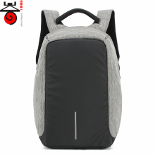 Senkey style Fashion Backpacks Anti-theft Multifunction USB Charging Men Rucksack 14 inch Laptop Computer Backpack Male Mochila