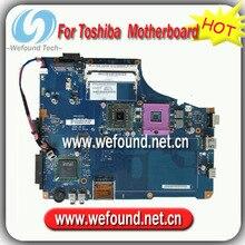 100% Working Laptop Motherboard for toshiba K000085450 L450 L455 LA-5821P Series Mainboard,System Board