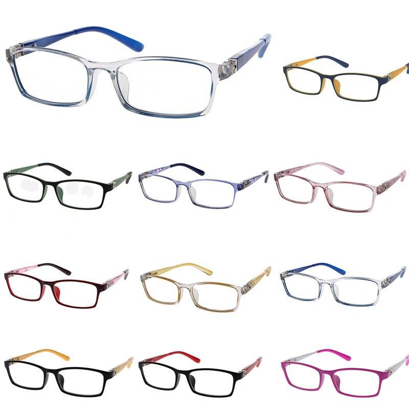 1 Pc Kinder Mädchen Junge Elastische Gläser Bein Myopie Brillen Rahmen Optische Brillen