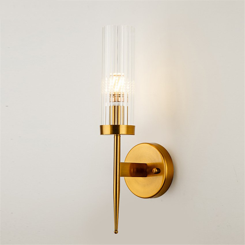 Post-Modern-Gold-Wall-Lamp-Led-Mirror-Wall-Light-Glass-Lampshade-Sconce-for-Bedroom-Kitchen-Stair(2)