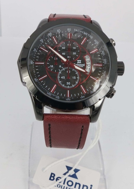 Belonni Brand Sporty Watches Men In Quartz Watches From Watches On