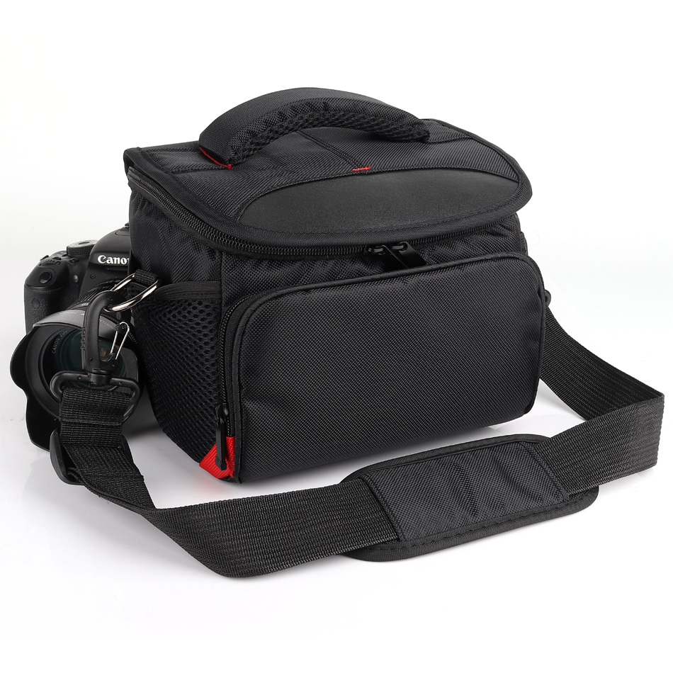 HUWANG DSLR Camera Bag Case For Fujifilm X-A2 X-M1 XM1 XM2 XT1 X-A5 X-T2 X-E1 XE1 XE2 X-T20 X-T10 X30 X20 X100 X100F X100S X100T