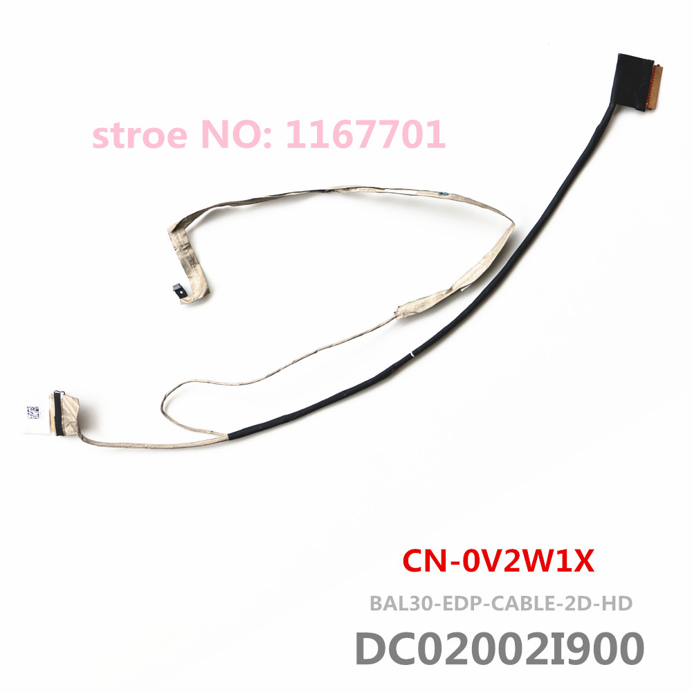 Laptop/Notebook LCD/LED/LVDS flex CABLE For Dell Inspiron