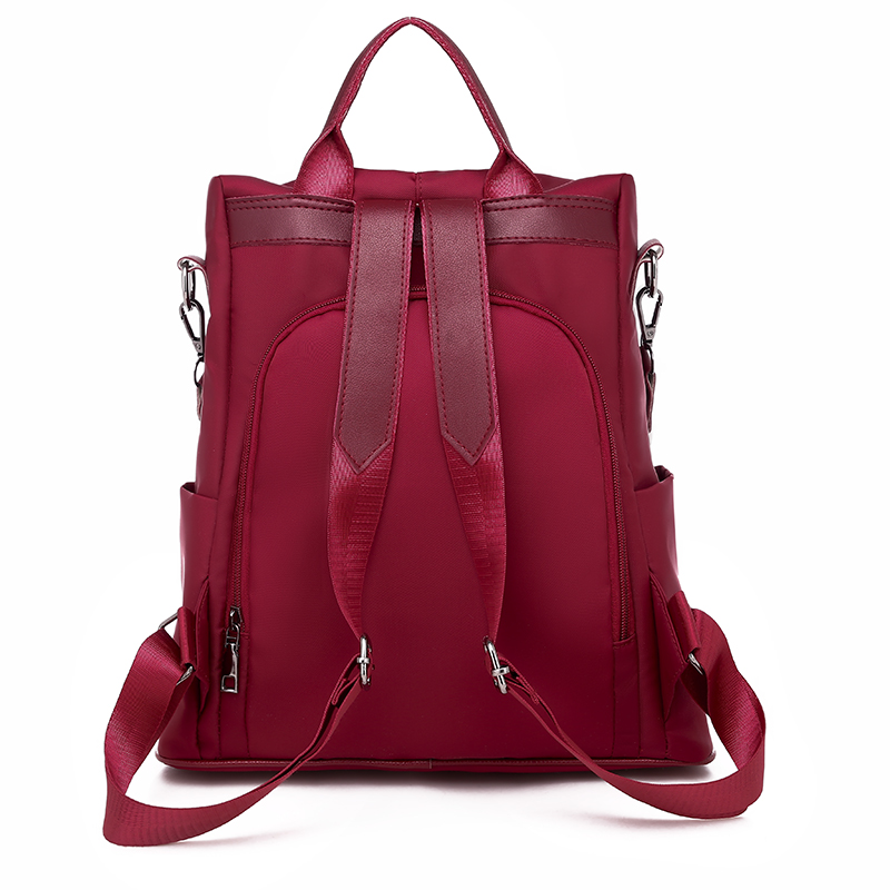 2021 nova multifuncional mochila feminina à prova