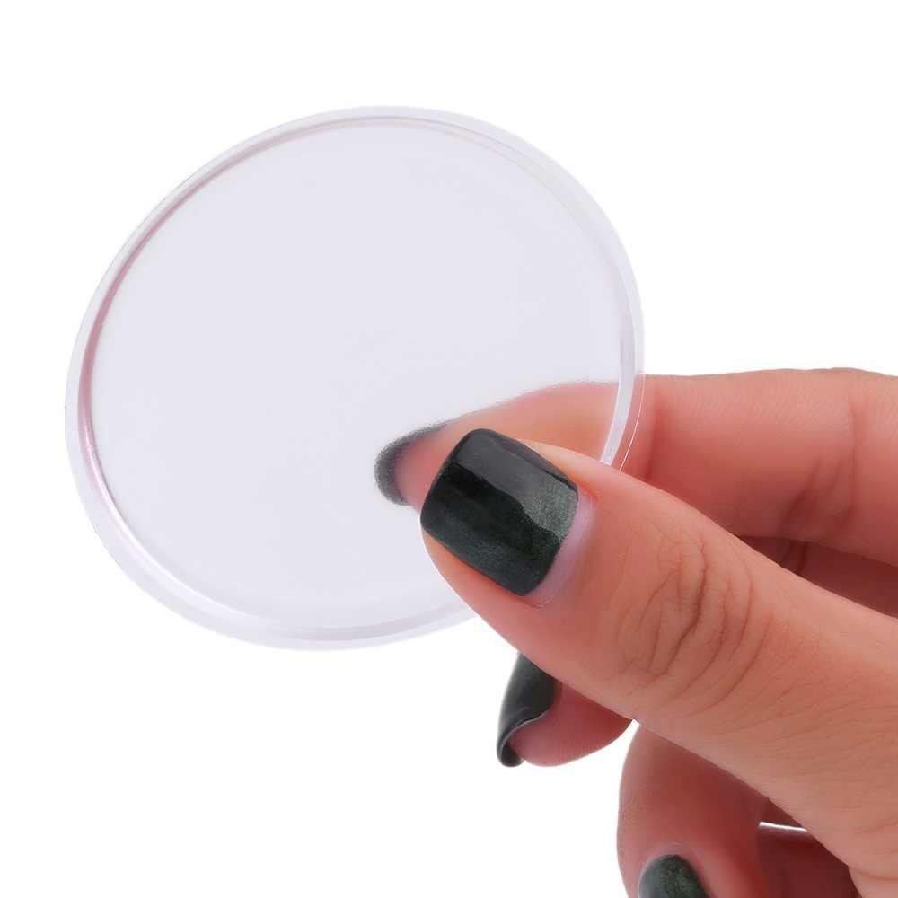 MOONBIFFY 100% New Hot SiliSponge Liquidificador Silicone Esponja sopro maquiagem Para Líquido Fundação BB Creme de Beleza Essencial