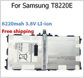 8220 мАч 3.8 В T8220E аккумулятор для Samsung для Galaxy примечание 10.1 2014 издание P601 P600