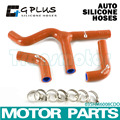 Details about  Silicone Coolant Radiator Y Design Hose Kit KTM 450 525SX EXC MXC FMX 03-06