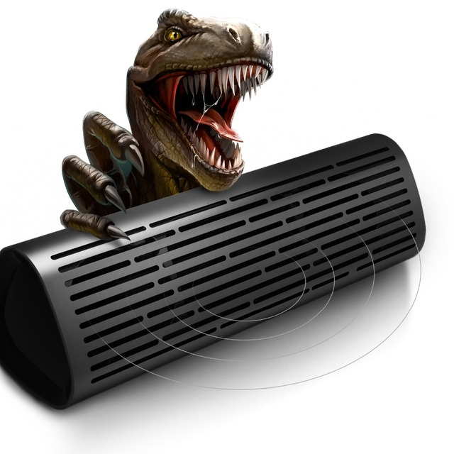 MD-2110 Mini Bluetooth speaker Portable Wireless big power 10W 3D stereo Music speaker for phones