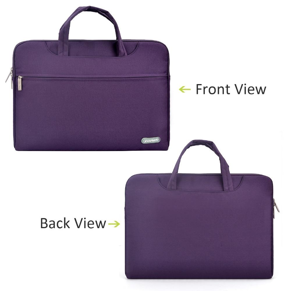 Wodoodporna torba na laptopa 15.6 15 14 13.3 11.6 Obudowa torba - Akcesoria do laptopów - Zdjęcie 2