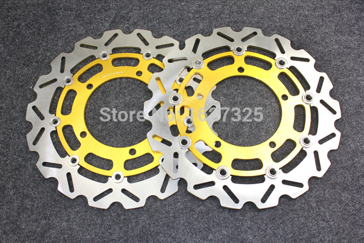 Brand new Motorcycle Rear Brake Disc Rotors For SUZUKI 92-96 GSF250 /GSF250 Bandit 95-00/Across 90-98 Universel