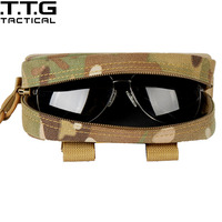 Hardshell Tactical Waist Goggles Case Sun Eye Glasses Sunglass Case Pouch Holster Tactical Glasses Protection Carrying