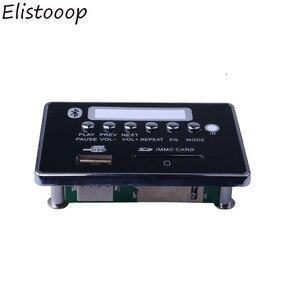 Image 5 - Автомобильный USB MP3 плеер 2019, MP3 декодер громкой связи, плата, Bluetooth модуль, USB FM Aux радио для автомобиля, Встроенный пульт дистанционного управления