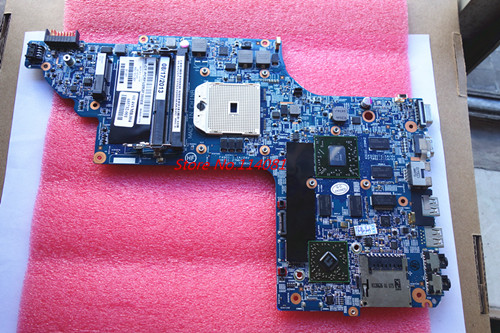 682183-001 fit for HP DV6 DV6-7000 682183-501 laptop motherboard DV6Z-7000 NOTEBOOK DDR3 7730/2G wholesale laptop motherboard 682171 001 for hp envy dv6 dv6 7000 630m 2g notebook pc systemboard 682171 501 90 days warranty