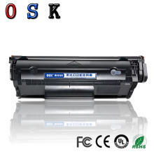 OSK  Compatible toner cartridge for hp Q2612A q2612 2612a 12a 2612 laserjet 1010 1020 1015 1012 3015 3020 3030 3050 printer
