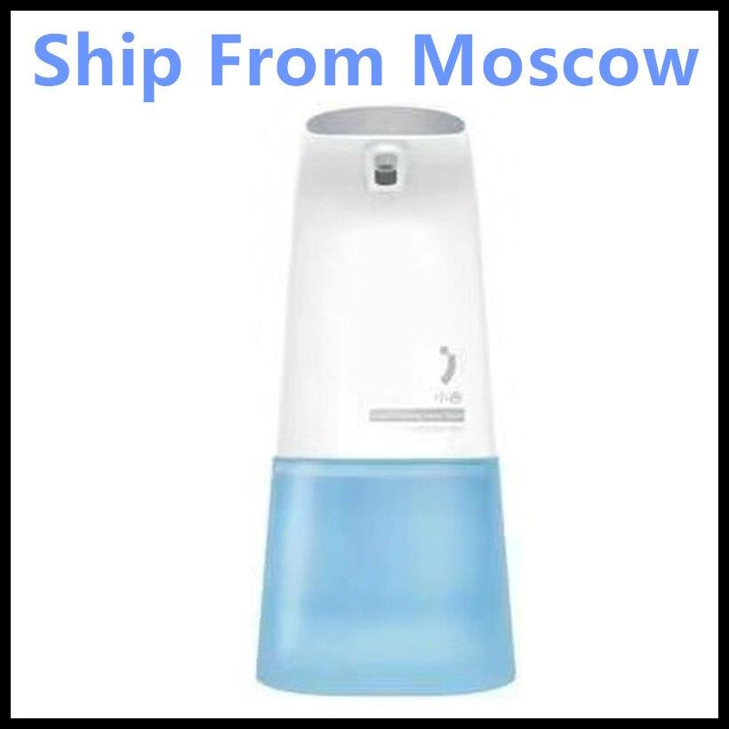 (Корабль из Москвы) Xiaomi Mijia MiniJ Auto 0,25 s Индукционная вспенивание Ручная стирка шайба автоматический мыло диспенсер для ребенка и
