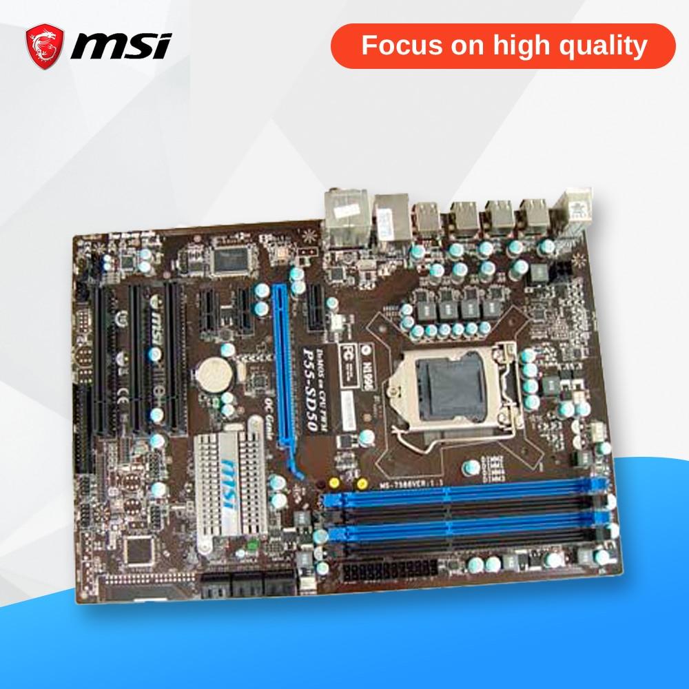 MSI P55-SD50 Origina...