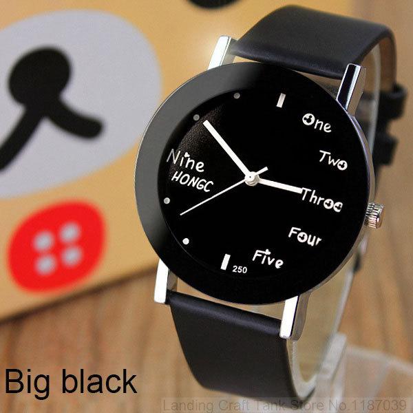 big full black